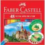 Lápis De Cor Faber Castell 48cores Original - Pronta Entrega