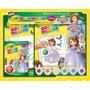 Kit De Desenho Magic Princesa Sophia Color Wonder - Crayola