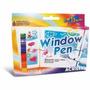 Caneta P/vidro Window Pen C/6-acrilex