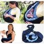 Canguru Baby Bag Carregador De Bebê Sling Cinto De Segurança