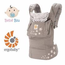 Sling Canguru Ergobaby Bebê Baby Carrier Gisele Bündchen