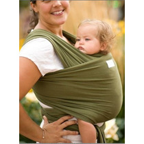 Wrap Sling Pano P/ Carregar Bebê, Canguru, Carregador Sling