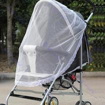Rede Poliester Mosquiteiro Carrinho Bebê Nova Disponivel