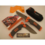 Canivete Sobrevivencia Gerber Bear Grylls N.3 + Brinde