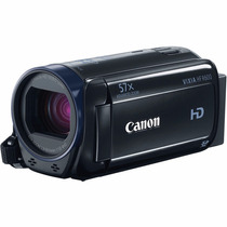 Filmadora Canon Hf-r600 Full Hd 1080p 60p Entrada Mic + 32gb