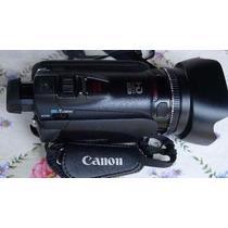 Filmadora Canon Hf G10 Semi Nova 32gb Hd Interno
