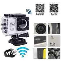 Camera Filmadora Prova Dagua Sportcam Full Hd Frete Grátis