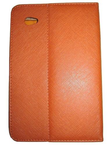 Capa Case Porta Tablet Couro Samsung Galaxy 7 Gt-p1000/1010