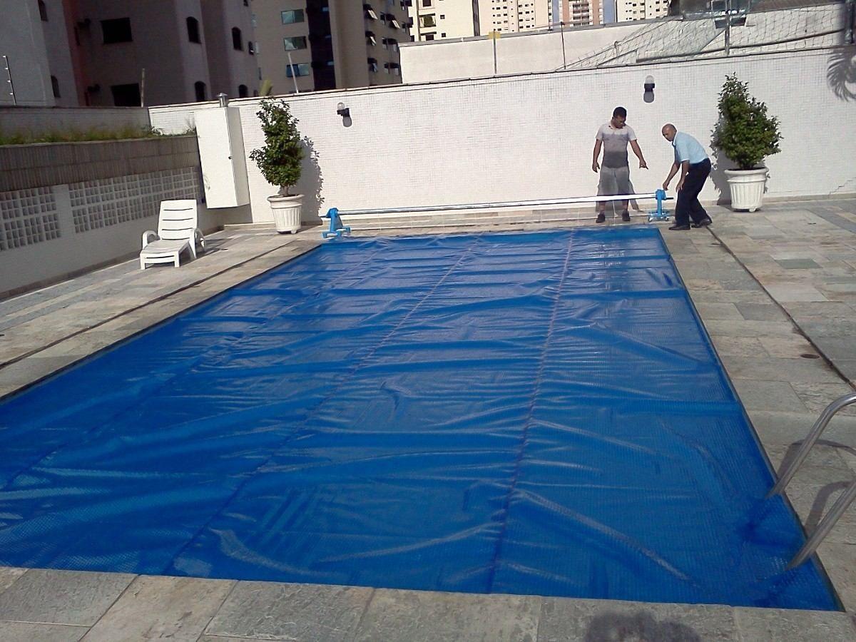 capa t rmica bolha flutuante piscina 3 0x6 0 metros