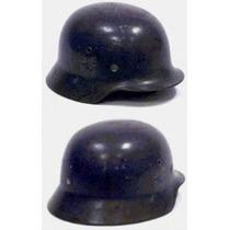 Capacete Aberto Modelo Alemão Segunda Guerra Réplica