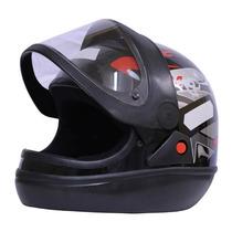 Capacete Moto Preto San Marino Tamanho 58