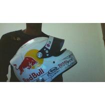 Capacete F1 Arai Gp-6 Sebastian Vettel