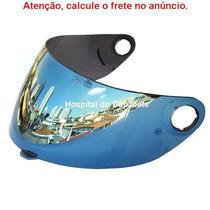 Viseira Shark S700 Azul Iridium
