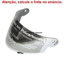 Viseira Espelhada Prata Peels Mach5 / Bieffe B12