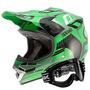 Capacete Squad + Óculos 788 Pro Tork Motocross Trilha Enduro