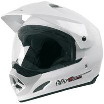 Capacete Top Helmet Th1 58 Branco Protork