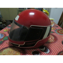 Capacete Antigo Honda Made In U.s.a General Eletric Raridade