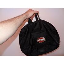 Bolsa Bag Para Capacete Harley Davidson Forro Apeluciado