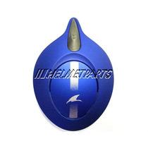 Entrada De Ar Shark S800 Superior Azul Fosco