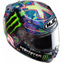 Capacete Hjc R-pha-10 Grafite Novo Jorge Lorenzo 99 Moto Gp