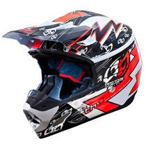 Capacete Pro Tork Th1 Eletric Motocross