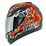 Viseira Shark Original Iridium Chrome Cromada S500/500air/