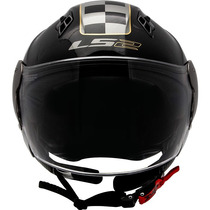 Capacete Ls2 - Of559 - Cafe Racer - Tam.60