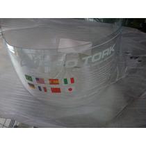 Viseira Pro Tork Liberty Evolution 788 2g/3g Cristal 2,00mm