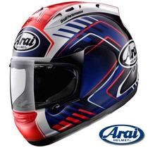 Capacete Arai Rx-7gp Rea Honda Team Pata