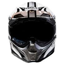 Capacete Motocross Helt New Cross Design - Tam 56