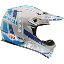 Capacete Bell Mx-2 Factory Motocross Motoclista Moto