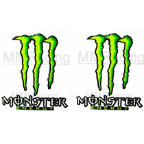 Kit Adesivo Resinado Monster G Degrade