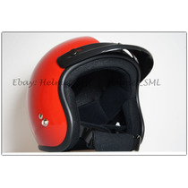 Capacete Old Schol Harley Shadow Virago Custom
