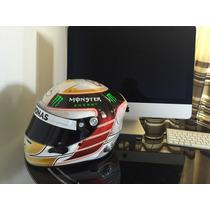 Capacete F1 Arai Gp-6 Lewis Hamilton