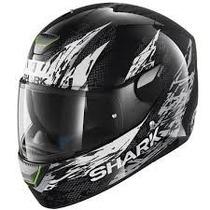 Capacete Shark Skwal Ellipse Kwa/krw Hornet Ducati Z750 Srad