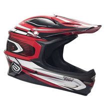 Capacete Asw Extreme Vermelho 55/56 Rs1