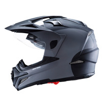 Capacete Mormaii New Converse Willy Preto/cinza Dual Vision
