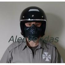 Mascara Caveira -balaclava P/ Capacete Motociclsta Custom