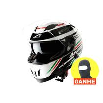 Capacete Astone Tamanho 58 Roadstar Highspeed Italia