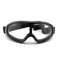 Oculos Para Motociclista Transparente