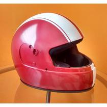 Capacete Fechado Personalizado 56 Old School Cafe Racer
