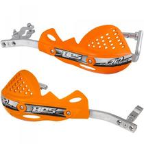 Protetor De Mão Pro Tork Hps Em Alumínio Trilha Motocross