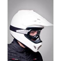 Óculos X11 Mx Moto Cross Trilha Off Road Preto 11060006