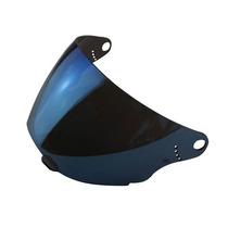 Viseira Polivisor Bieffe 3 Sport Iridium Azul Un Rs1
