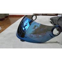 Viseira Shark S500 / S500air Azul Iridium