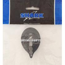 Entrada De Ar Shark S800 Preto Fosco Inferior Original Shark