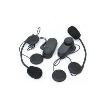 Bt Interphone + Conjunto Bluetooth Mãos Livres Para Moto / C