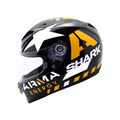 Capacete Shark S700 Replica Redding Kyw