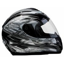 Capacete Racer Prata 993 High Perfomace Tam 58 Cod 68605