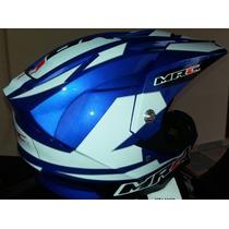 Capacete Cross Off Road - Helmet Mrc